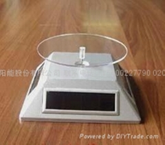 solar display stand/ sol