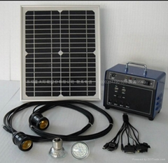 home solar power system(