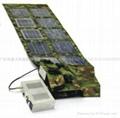 携带太阳能背包系统40W