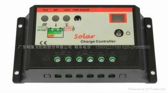 太陽能智能控制器 4