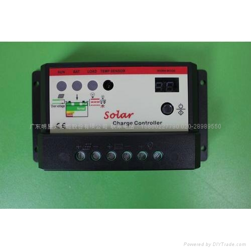 太陽能智能控制器 5