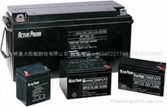 太阳能蓄电池12V100A