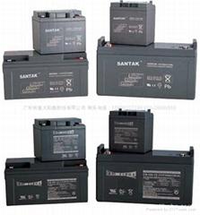 太阳能蓄电池12V120A