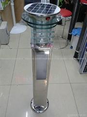 solar street lamp and ga