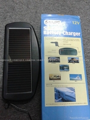 car solar battery charge