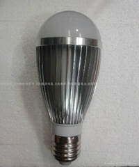solar LED lamp 7W /solar energy saving
