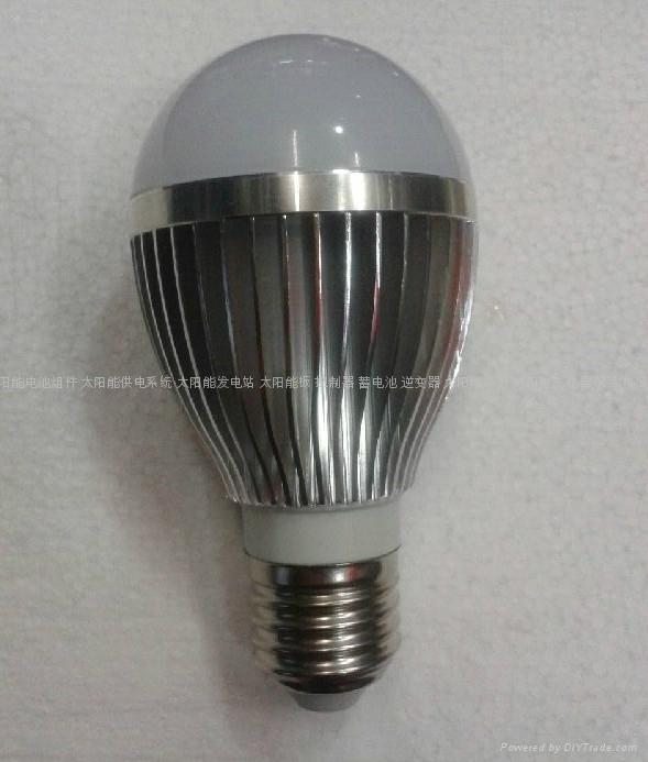solar LED lamp 3W / solar energy save led lamp 1