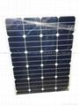 solar panel/Mono-crystalline Solar Panel 75W