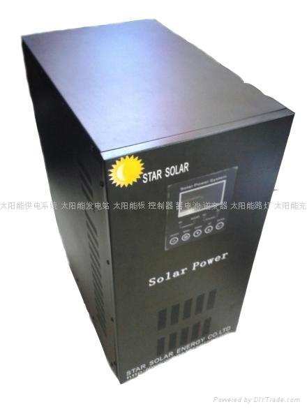 10KVA/15KVA/20KVA Pure sine wave solar power inverter 2