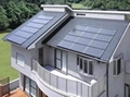 on/off grid solar power system for home