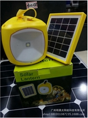 solar lantern/solar lamp/solar light/solar products  energy saving