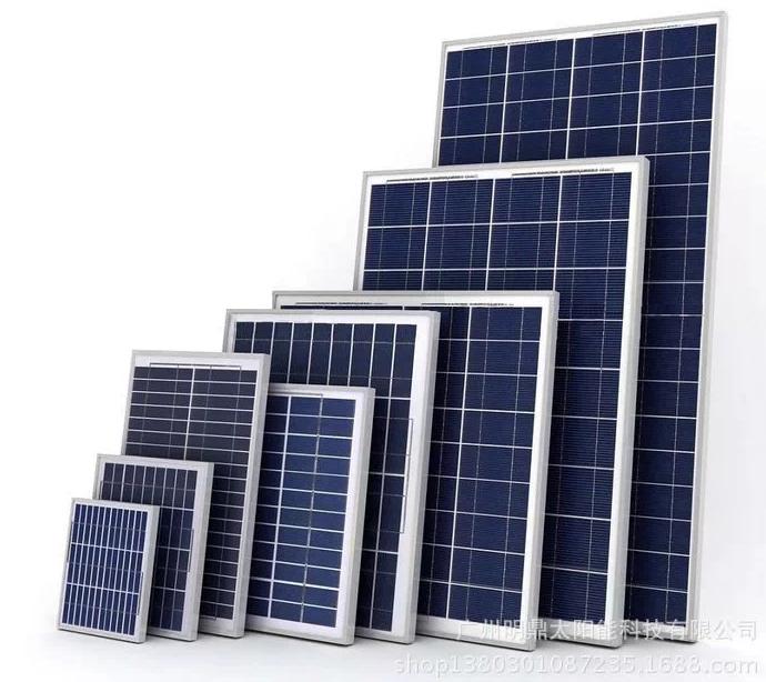 0.1w-300w太阳能电池组件/太阳能板 3