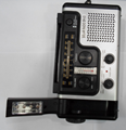 Solar dynamo radio with flashlight and phone charger 3