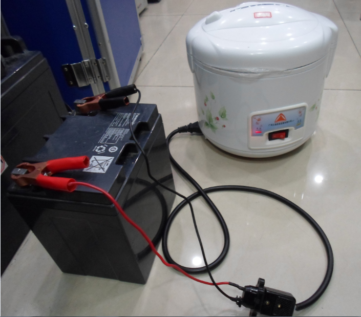 Automatic rice cooker 500w 2