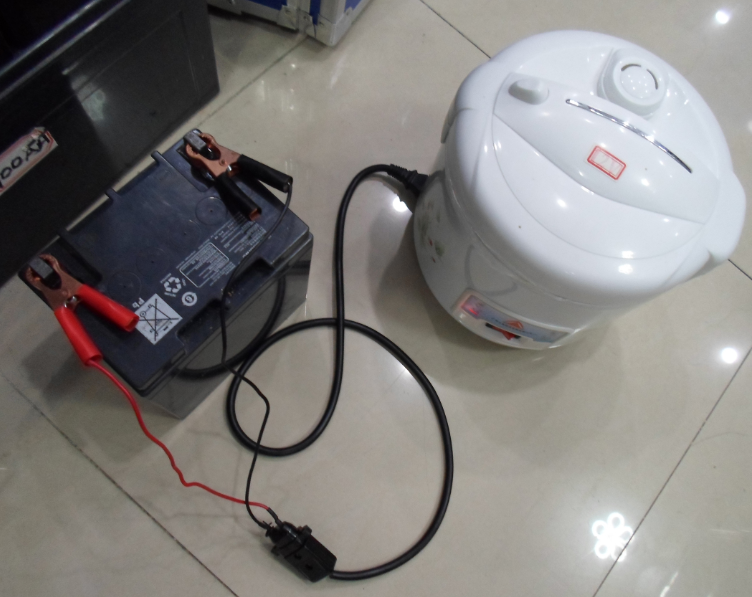 Automatic rice cooker 500w 3