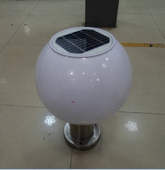 solar street lamp and garden light / solar lawn lamp