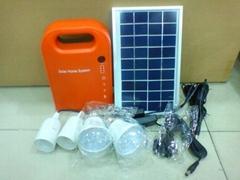 solar portable system / generator 3w