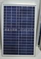 25W 多晶太陽板 光伏太陽能板 家用太陽能板 2