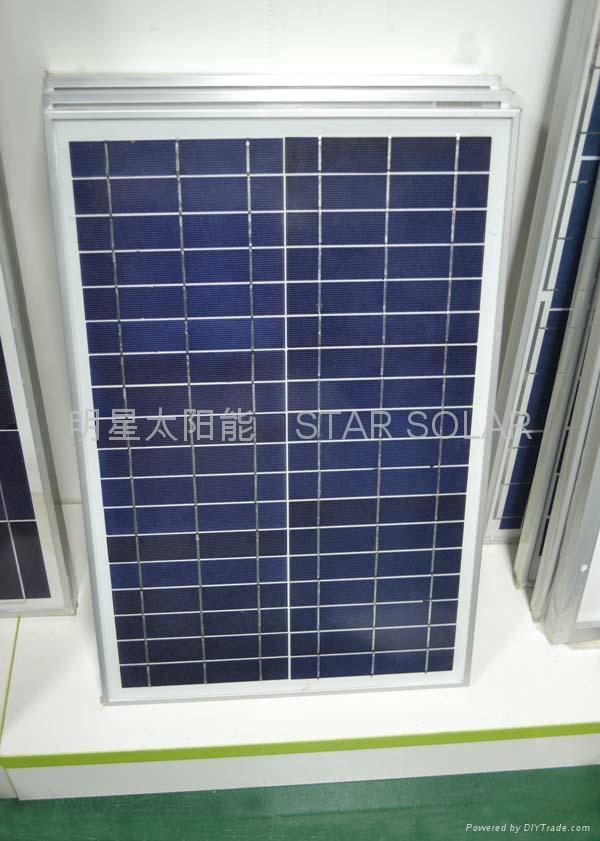25W 多晶太陽板 光伏太陽能板 家用太陽能板 3