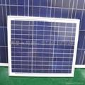 30W 多晶太阳板 光伏太阳能