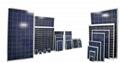 0.1w-300w太阳能电池组