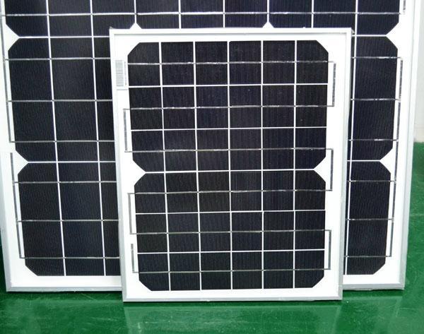 太陽能電池組件10W 1