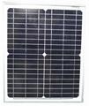 mono solar panels 20W