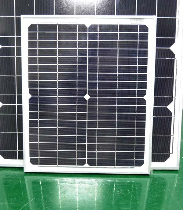 mono solar panels 20W 2
