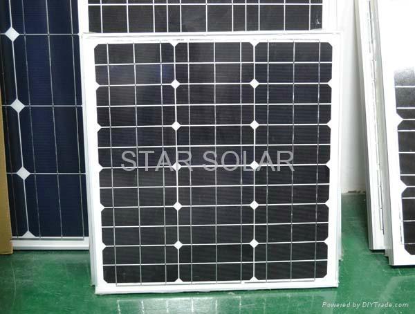 太陽能電池組件40W 2