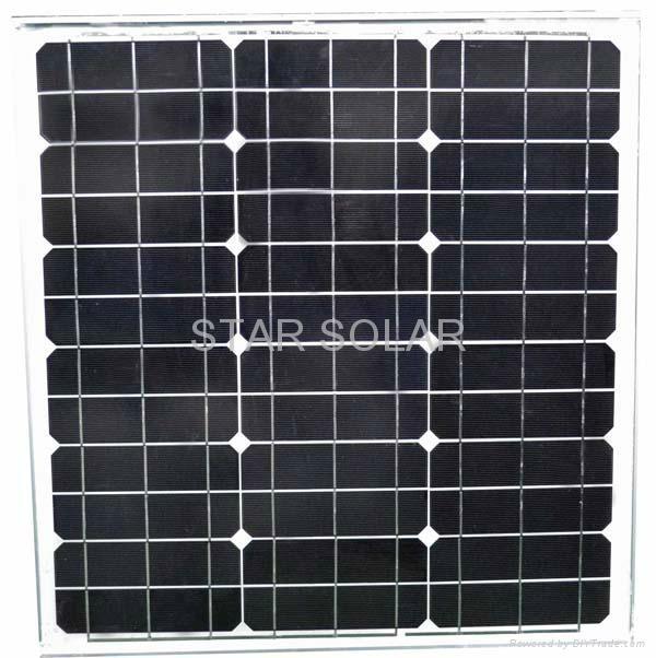 太陽能電池組件40W 1