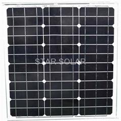 太陽能電池組件40W