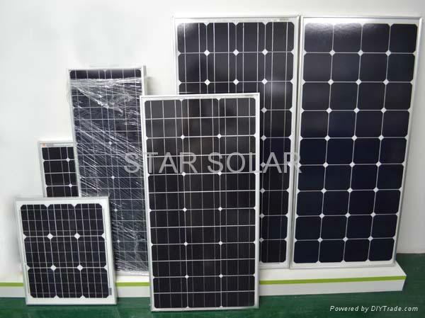 太阳能电池组件50W 6