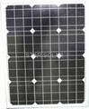 太陽能電池組件50W 1