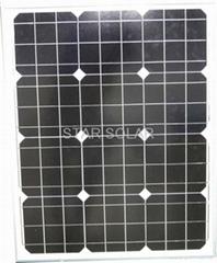 太陽能電池組件50W
