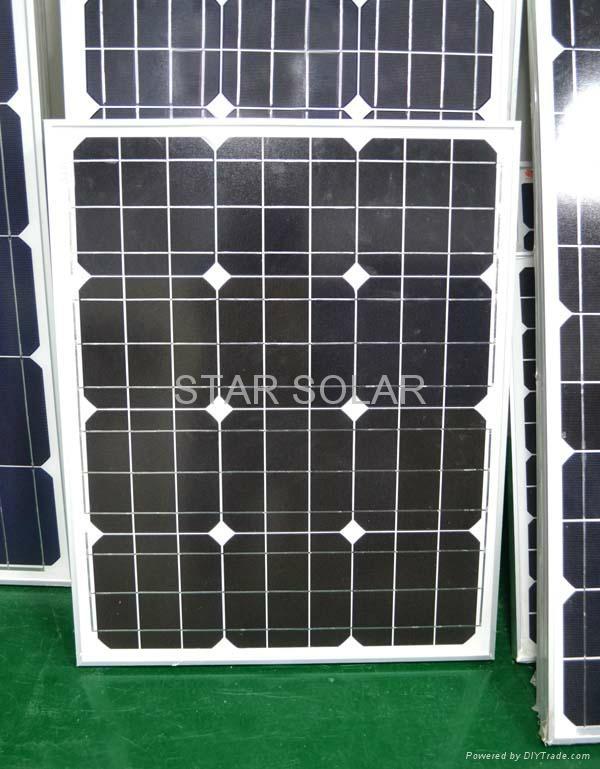 太阳能电池组件50W 2