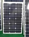 太陽能電池組件60W 2