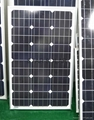 太阳能电池组件60W