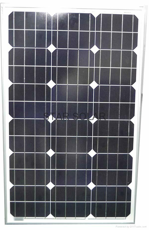 太陽能電池組件60W 1