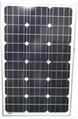 太陽能電池組件60W