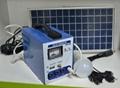 portable solar system / solar generator 6W /5w/10w /15w/20w/30w/ 40w/50w 4