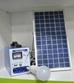 太阳能发电系统 6W
