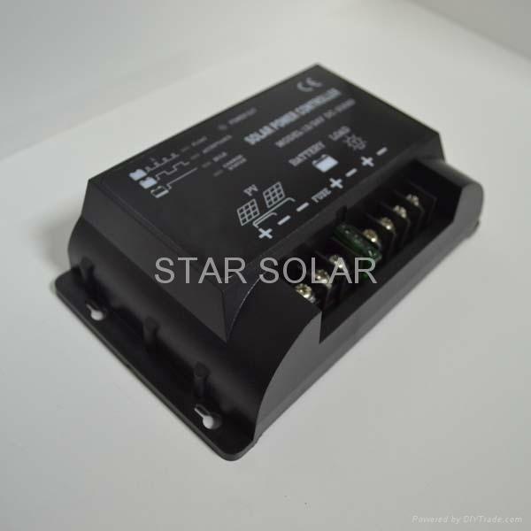 太陽能智能控制器 6