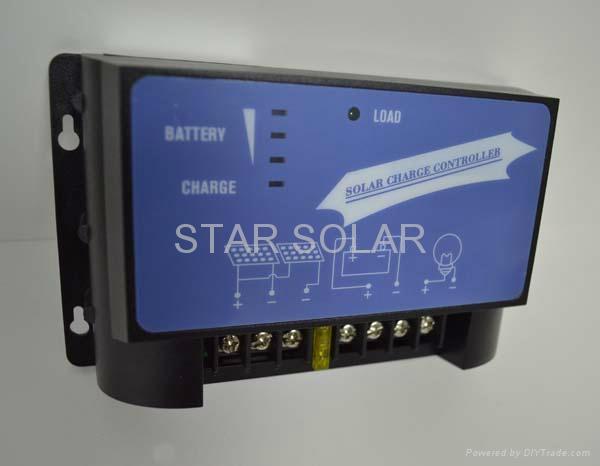 太陽能智能控制器 8