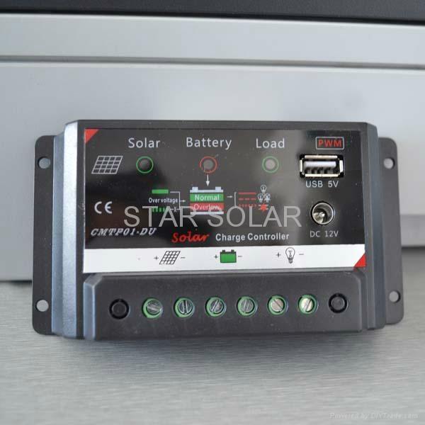 太陽能控制12/24V  05A 1 0A  20A 3