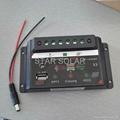 solar controller 12/24V  05A 1 0A  20A