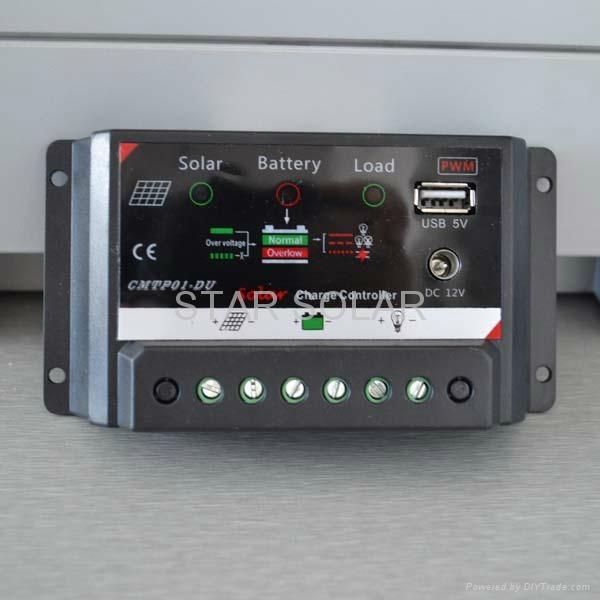 太陽能控制12/24V  05A 1 0A  20A 6