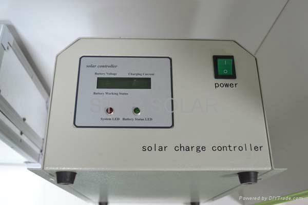 太阳能控制器 DC96V-240V 50A 1