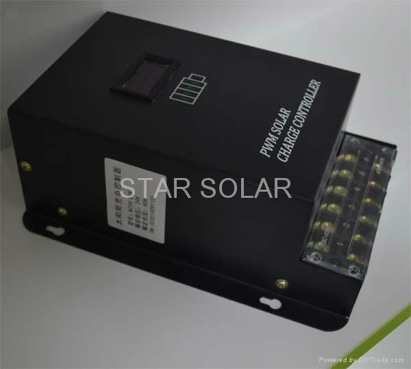太陽能控制24/48V  40A 60A 1