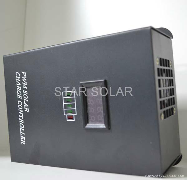 太陽能控制24/48V  40A 60A 4