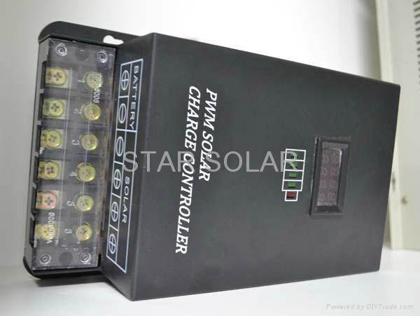 太陽能控制24/48V  40A 60A 2